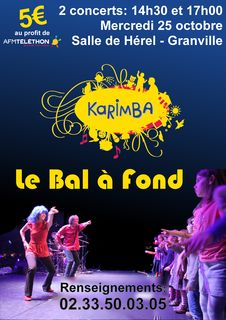 Concert enfants spectacle karimba