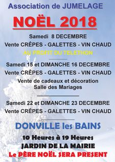 crepes galettes vin chaud jumelage donville
