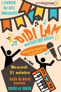 concert enfants didi lam spectacle